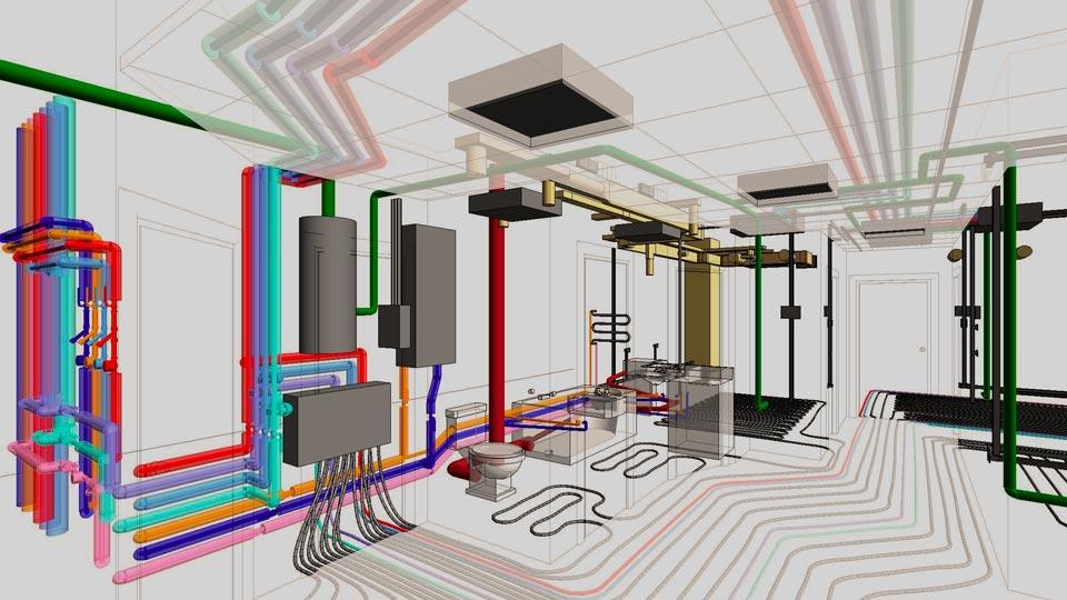 Проектирование систем вентиляции и кондиционирования воздуха